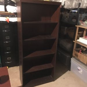 Tall bookshelves for Sale in Manassas Park, VA