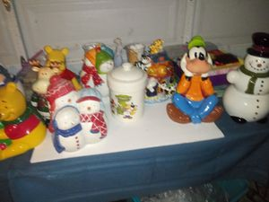 Cookie jars for Sale in San Leandro, CA