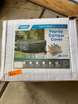 Camper Cover for Sale in Dearborn, MI