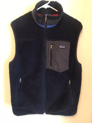 PATAGONIA RETRO-X NAVY BLUE FLEECE ( SIZE : M) for Sale in Sunnyvale, CA