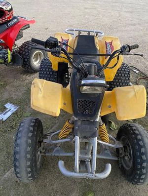 Yamaha blaster 200 2000 pink slip on hand up to date for Sale in Los Angeles, CA