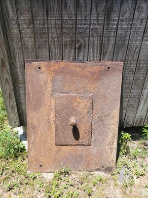 1/2 thick steel goose neck plate with 2 5/16 ball for Sale in DeFuniak Springs, FL