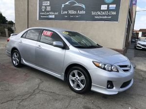 2012 Toyota Corolla for Sale in Whittier, CA
