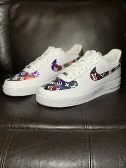 Louis Vuitton AF1's for Sale in Marysville,  WA