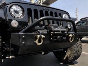 RockHard 4x4 JK Front Bumper (bumper only) for Sale in Orange, CA