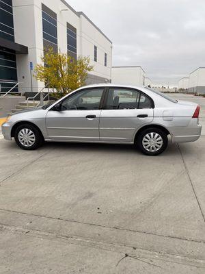 Honda Civic 5speed Gas Saver for Sale in Costa Mesa, CA
