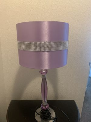lamp good condition for Sale in Ontario, CA