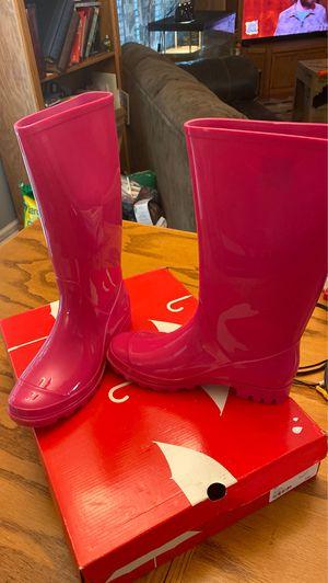 8M AZ Winston rain boots for Sale in Greensboro, NC