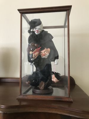 """Collectible """"Clown of Many Faces"""" for Sale in Fort Worth, TX"""