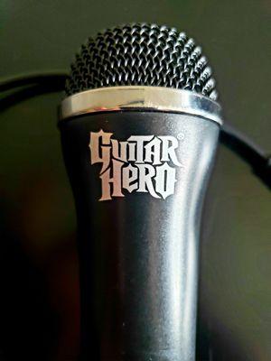 Guitar Hero microphone! for Sale in Las Vegas, NV