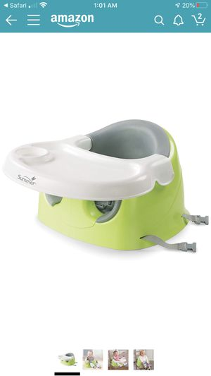 Summer infant ( bumbo ) seat booster for Sale in Cleveland, OH
