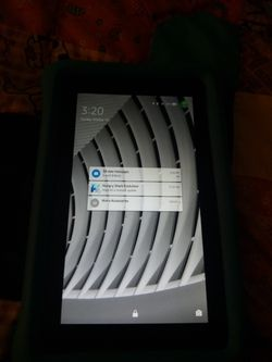 Kindle Fire Asking $45 obo. Like new 16 gb for Sale in Smyrna,  TN