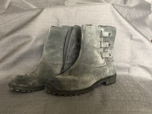 Naturalizer Suede Calf Boots Size 8 for Sale in Grand Island, NE