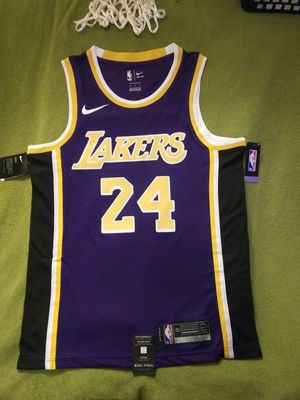 Nike Authentic Dri-Fit Kobe Bryant Jersey for Sale in Keysville, VA