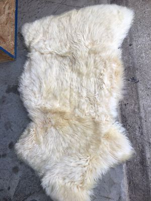 Small Sheepskin Rugs for Sale in Worthington, OH
