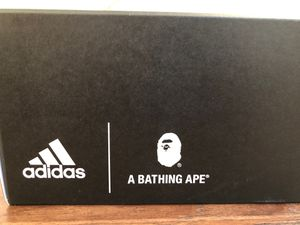 Adidas boost X BAPE for Sale in Denver, CO