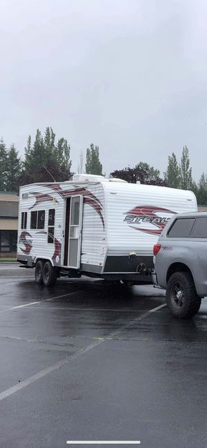 2012 stealth toy hauler for Sale in Port Orchard, WA