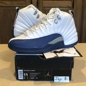 DS New 2004 Jordan French Blue 12 size 11 for Sale in Andover, MA