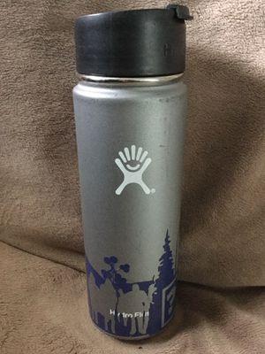 20oz Hydro Flask wide mouth water bottle for Sale in Shoreline, WA