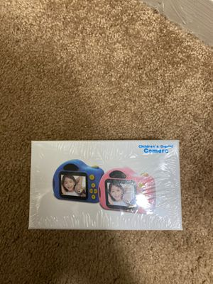 Children's Digital Camera (pink) for Sale in Los Angeles, CA