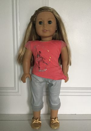 Isabelle - American Girl Doll of the Year 2014 - Used - Negotiable Price for Sale in Freehold, NJ