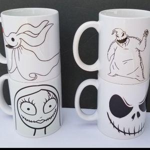Nightmare before Christmas Mugs 11 Oz for Sale in Phoenix, AZ