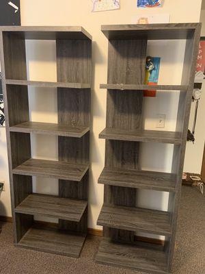 Modern bookshelves for Sale in Portland, OR