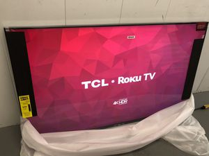 "55"" 4K TCL ROKU QLED Q6 UHD HDR SMART LED TV 2160P TAX ALREADY INCLUDED for Sale in Phoenix, AZ"