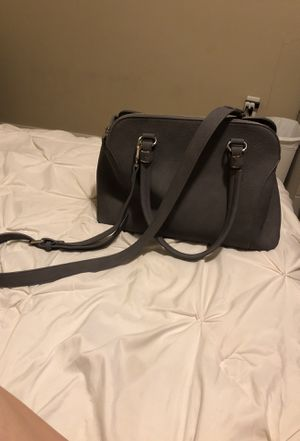 Gray purse for Sale in Canton, TX
