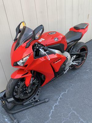CBR 1000RR 14K miles for Sale in Lake Worth, FL