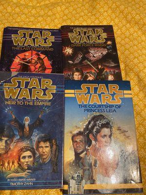 Star Wars books bundle for Sale in Fresno, CA