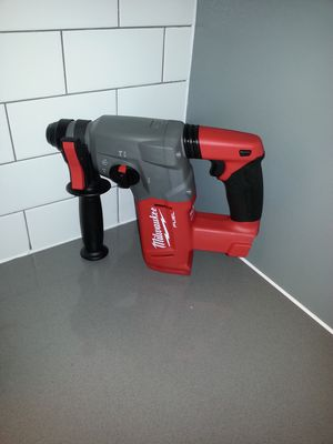 Milwaukee M18 FUEL Brushless SDS hammer drill for Sale in UPPER ARLNGTN, OH