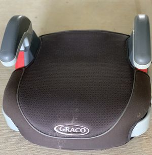 Booster car seat of Graco brand for Sale in Columbia, SC