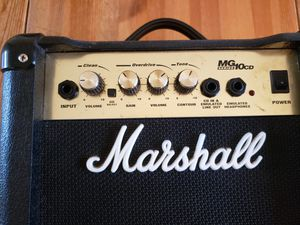 Marshall speaker, works great for Sale in Kent, WA