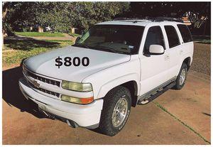 ($8QQ)🍁FOR SALE 2QO3 Chevrolet Tahoe Z71 for Sale in Warren, MI