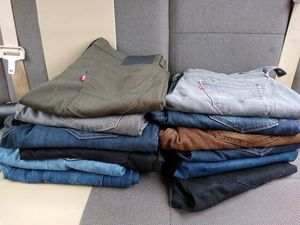 Lot of Levi's 511 for Sale in Austin, TX