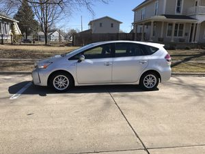 2015 Prius V Hybrid Wagon: 40 MPGs, Bluetooth, Backup Camera, Tons of Space, Possible Financing for Sale in Morton, IL