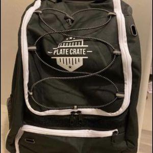 Plate Crate Baseball Bag for Sale in Gilbert, AZ