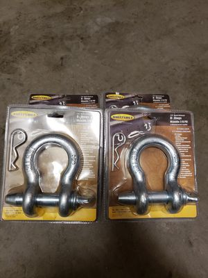 Used, Smittybilt quick release 7/8 D ring for Sale for sale  Corona, CA