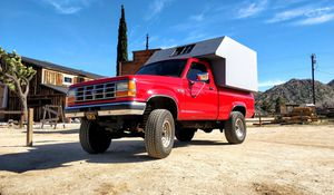 1991 Ford Ranger XLT Pickup Truck Camper Conversion for Sale in Glendale, CA