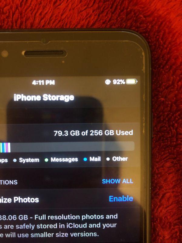 iPhone 7 Plus 256 GB Unlocked