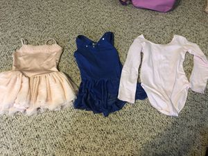 Dance clothes girls size 6-8 for Sale in Cheektowaga, NY