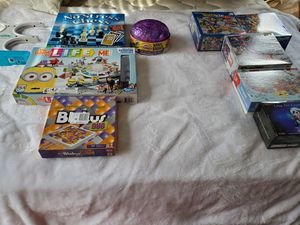 Assortment of games and puzzles for Sale in Canonsburg, PA