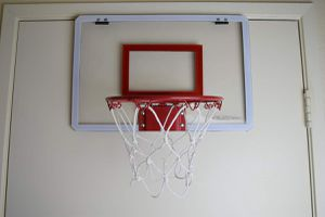 The Black Series Door Mini Basketball Hoop for Sale in Artesia, CA