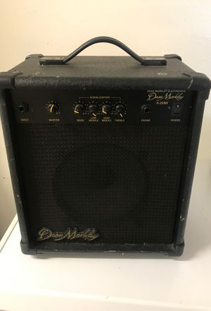 Dean Markley K-20BX Guitar Amplifier 40watts for Sale in Lanham, MD