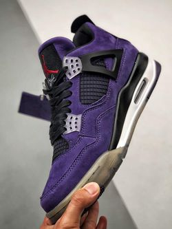 Jordan 4 Travis Scott Purple X8 for Sale in Columbia,  TN