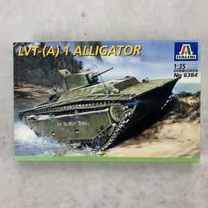 Italeri 1:35 Scale LVT-(A) 1 Alligator Tank Model Kit for Sale for sale  Westminster, CA