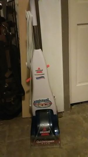 Bissell Quicksteamer Carpet Cleaner for Sale in San Antonio, TX