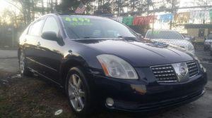 04 Nissan maxima 119k miles for Sale in Lithonia, GA
