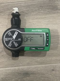 Sprinkler Timer for Sale in Jersey City,  NJ